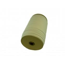 Pruženka 8mm bílá - návin 200 m II.jakost